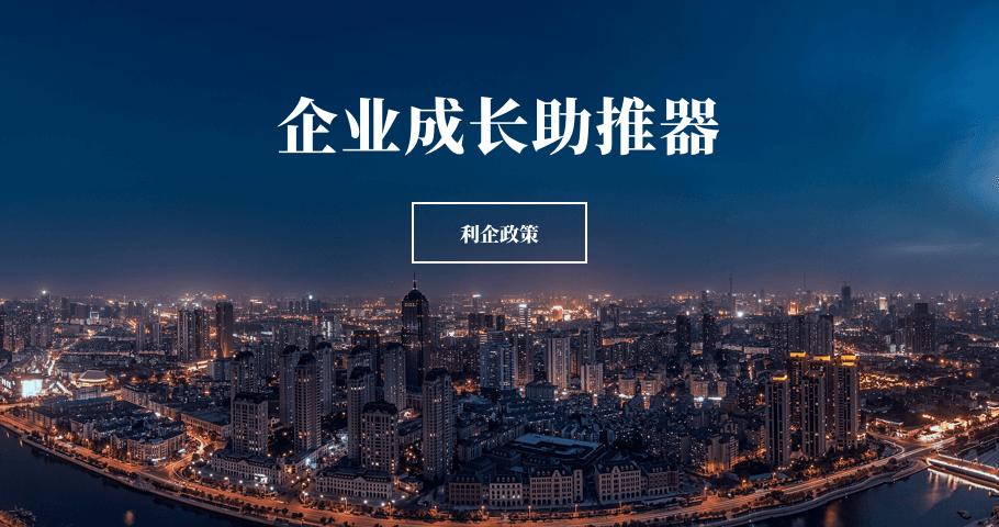 天津利企政策