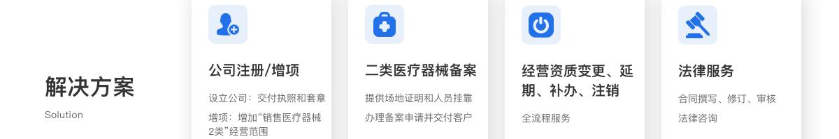 第二類醫療器械(經營)許可證申請(默認)20047859304085496