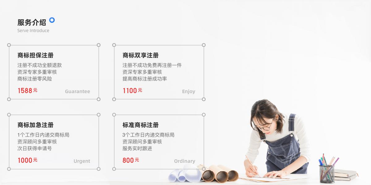 商标注册(标准服务)56083056352385464